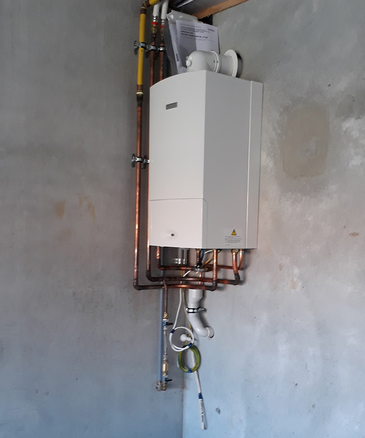Bosch Dual Combi Boiler Installation For Home Central Heating | Our Blog